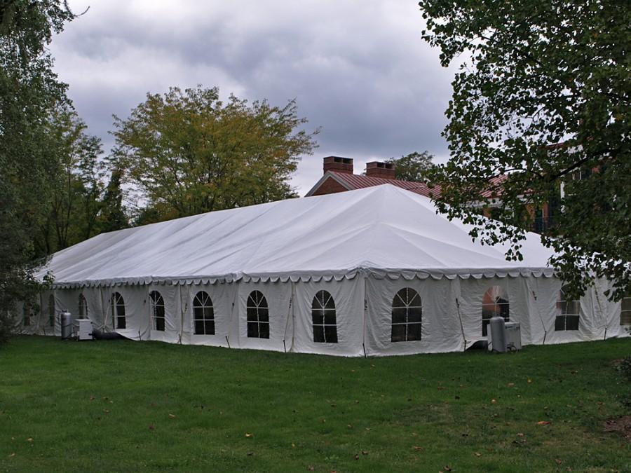 Buena Vista Wedding Tent - New Castle, Delaware
