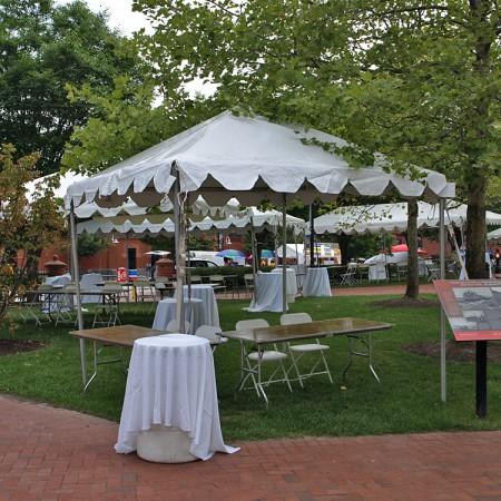 Big August Quarterly - Tents II